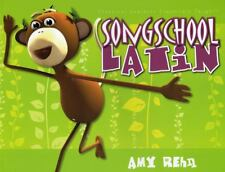 Song School Latin (Student Book and CD) (English and Latin Edition) by Rehn, Am