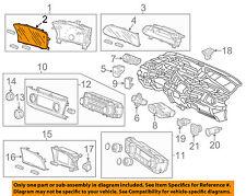 HONDA OEM 12-15 Civic Dash Gauge Speedometer-Cluster Lens 78156TR3A01