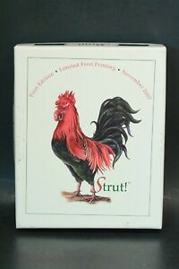 2007 Strut First Edition Limited First Printing Card and Dice Game