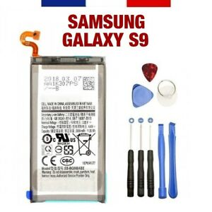 Original Battery New 0 Cycle +Tools for Samsung Galaxy S9
