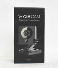 Wyze Cam V2 1080p HD Indoor Smart Home Security Camera + 32GB SD Card - Black