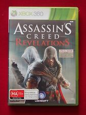 XBox 360 Game - Assassin's Creed Revelations (Special Edition) - PAL Version