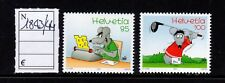 Svizzera Helvetia fumetti 2005