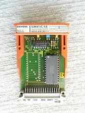 1 Stück S5 EEPROM 6ES5375-0LC11, 6ES5 375-0LC11, ok. Simatic von Siemens NEU
