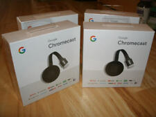 NEW SEALED Google Chromecast Digital HD Media Streamer 2ND GEN NEW  QUICK SHIP
