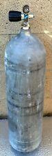 Us Divers Scuba Dive Steel Tank 2150Psi W/Sherwood Valve