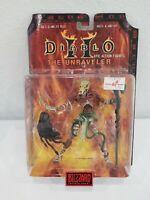 The Unraveler NEW MOSC Epic Diablo II 2000 Blizzard Entertainment Action Figure