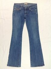 Paige Denim LAUREL CANYON Boot Cut Women's Stretch Jeans sz. 27 Made In USA