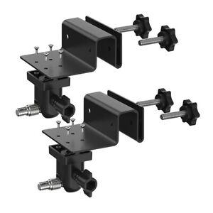 2 Pack Adjustable Gutter Mount for Arlo HD/Arlo Pro/Arlo Pro2/Arlo Go/Arlo F5H5