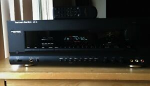 HARMAN KARDON AVR 40 AUDIO VIDEO A/V RECEIVER 5.1 CHANNEL SURROUND
