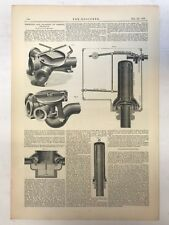Inspections and Cleaning of Domestic Drainage: The Engineer 1889