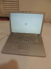 Apple MACBOOK PRO Laptop A1211 Core 2 Duo 2.33GHz 2GB -Cosmetic for PARTS