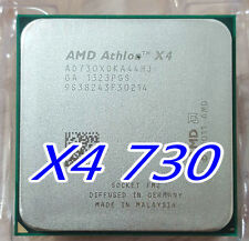 AMD Athlon II X4 730 Pieces CPU Quad Core FM2 Interface of Genuine Processor