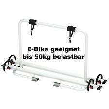 Deichsel Fahrrad-Träger Deichsel XL ALU 2 Fahrräder E-Bike Wohnwagen Caravan Car