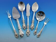 Melrose by Gorham Sterling Silver Essential Serving Set Small 7-piece