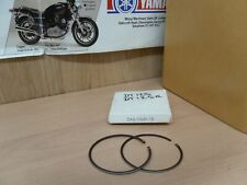 YAMAHA DT125 + 0.25 Piston rings Nos 2A6-11601-10