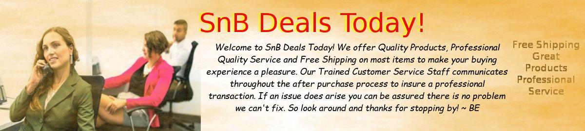 SnB Deals Today