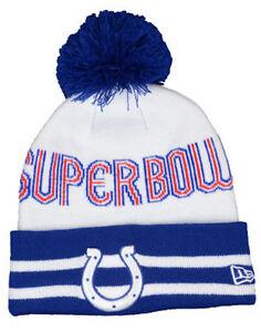 Baltimore Colts NFL Super Bowl V Wide Point Knit Hat Cap Beanie Champion Cowboys