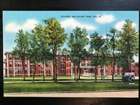 Vintage Postcard>1930-1945>Soldiers and Sailors Home>Erie>Pennsylvania