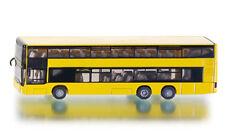 *NEW* 1884 SUPER SIKU MAN Double Decker Public Service Bus 1:87 Diecast Model