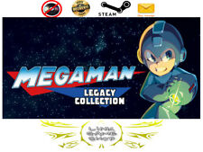 Mega Man Legacy Collection PC Digital STEAM KEY - Region Free
