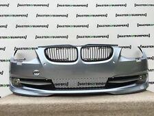BMW SERIE 3 Coupe Cabrio E92 E93 LCI 2009-2013 PARAURTI ANTERIORE BLU ORIGINALE [B698]