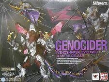 New Bandai S.H.Figuarts Masked Kamen Rider Ryuki Genocider Painted