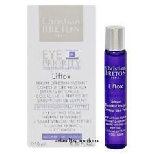 New Sealed Christian BRETON Eye Priority Liftox Contour Serum 0.30 fl oz / 10 ml