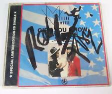 "MILLI VANILLI Signed Autograph ""Girl you Know It's True"" CD by 2  Fab and Rob"