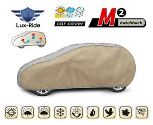 CAR COVER HEAVY DUTY WATERPROOF BREATHABLE FOR VAUXHALL/OPEL CORSA ALL MODELS