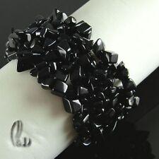 AU Seller Natural Onyx Handmade multiple strand Bracelet 060151