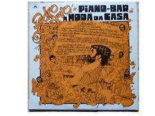 PEDRO OSORIO * PIANO-BAR A MODA DA CASA * VINYL LP POLYDOR 2901 014 (PORTUGAL)