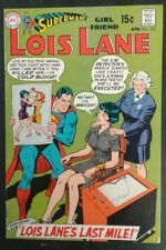 Superman's Girlfriend Lois Lane #100 DC Comics! Bronze Age! FN 6.0! 20% OFF!