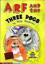 Arf And The Three Dogs Philip Wooderson Paperback NEW FREE SHIPPING TRACKING US