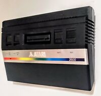 Atari 2600 Jr Console Vintage Rainbow Game Station Working