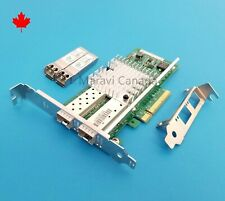 Intel X520-SR2 Dual 2-Port 10GB Network Adapter E10G42BFSR with SFP+ Transceiver
