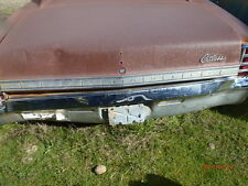 1966 Oldsmobile Cutlass Trunk lid trim