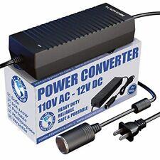 New listing Premium 110 V/120 Vac To 12 Vdc Power Converter / Adapter / Transformer 10 Amp.