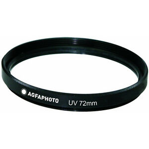 Agfa Photo 72mm UV Ultraviolet  Filter 72