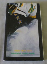 Original NHL Minnesota North Stars 1989-90 Official Hockey Media Guide