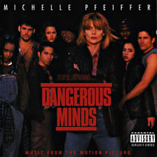 OST Dangerous Minds (Music From The Motion Picture)  CD  1995 MCA MCD 11228