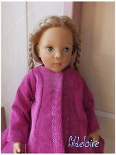 vêtement compatible poupée Finouche de Sylvia Natterer, Petit Collin 48 cm