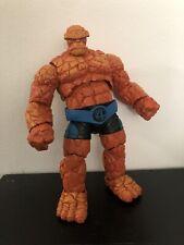 Marvel Legends The Thing Ben Grimm Figure Fantastic Four 4 Super Skrull No BAF~