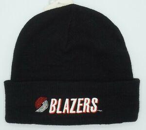 NBA Portland Trail Blazers Logo 7 Adult Knit Cuffed Hat Cap Beanie NEW!!!