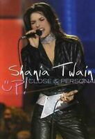 SHANIA TWAIN - UP CLOSE AND PERSONAL All Region NTSC DVD ( ALISON KRAUSS ) *NEW*