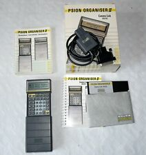 Psion Organiser II, Model XP mit Psion Comms Link (RS232)