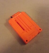 NERF N STRIKE ELITE Gun Replacement Orange MAGAZINE CLIP Holds 6 bullets