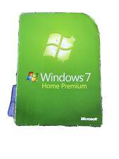 Microsoft Windows 7 Home Premium Full 32 Bit & 64 Bit DVD MS WIN