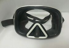 VINTAGE LAGUNA Tempered Glass Scuba Dive Snorkel Goggle / Mask - AS IS SEE PICS