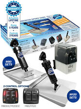 Bennett M120 Sport Tab Hydraulic Trim Tabs System with HPU/Rocker Switch/Wiring